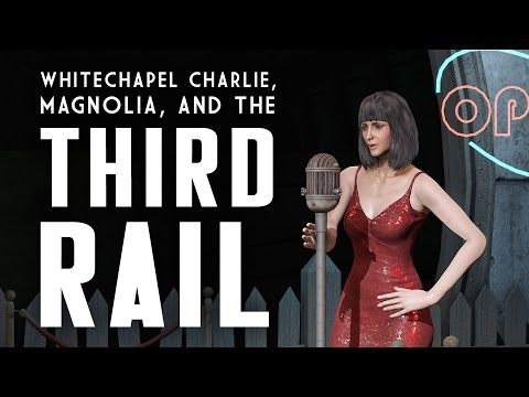 Magnolia, Whitechapel Charlie, & the Third Rail - Fallout 4 Lore