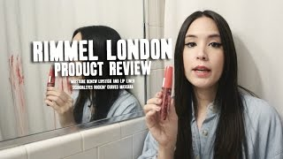 Rimmel London Product Review from Influenster Thumbnail