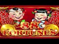 88 Fortunes Double Or Nothing Online Slot Play