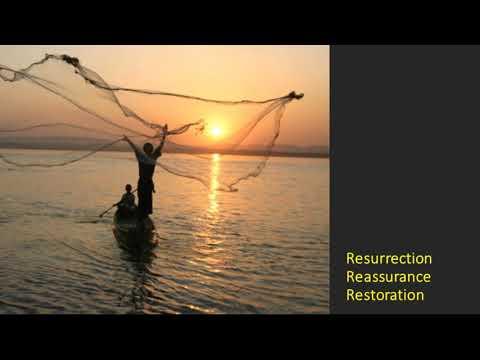 Resurrection - Reassurance - Restoration