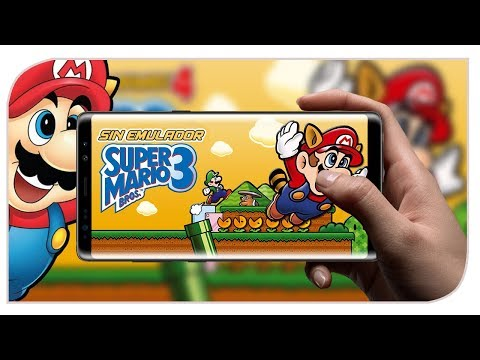 descargar-super-mario-bros-3-||-apk