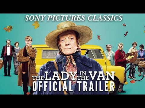 The Lady in the Van | Official US Trailer (2015)