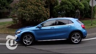 2015 Mercedes-Benz GLA250   Driven: Car Review   The New York Times