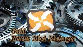 Мини гайд Nexus Mod Manager и LOOT как этой штукой пользоваться