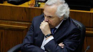Senado debate y vota acusación constitucional contra ex ministro Chadwick
