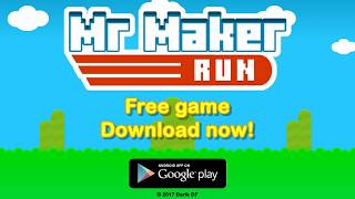 Mr Maker Run Level Editor