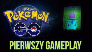 Pokemon GO – pierwszy gameplay
