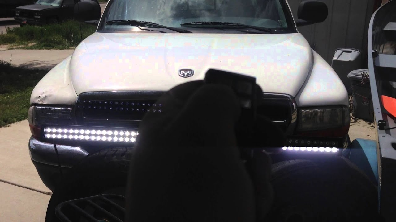 Arsenal offroad wireless lightbar remote youtube arsenal offroad wireless lightbar remote aloadofball Images