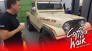 Coffee Walk Ep.35: It's Scrambler Day!