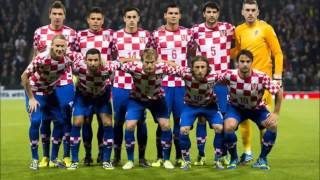 2014 Fifa Wc   Croatia National Anthem