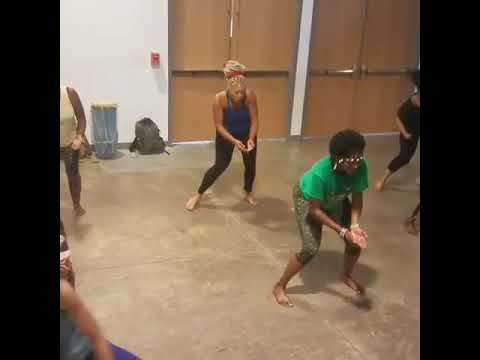 FOLKLORE DANCE CLASS BY JAMES JOSEPH :::::::
