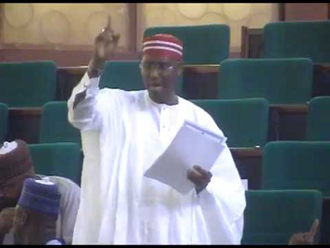 Hon Madaki Motion on Police to Comply with the Law and order in Kano State