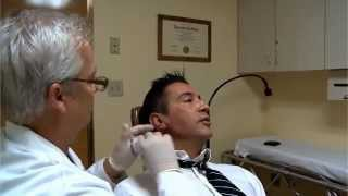 Beverly Hills Plastic Surgeon Modifies Jaw, Cheeks And Crows Feet