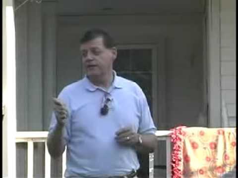Tom Cole at Senator Wilcoxson 2007 Annual Coming Together