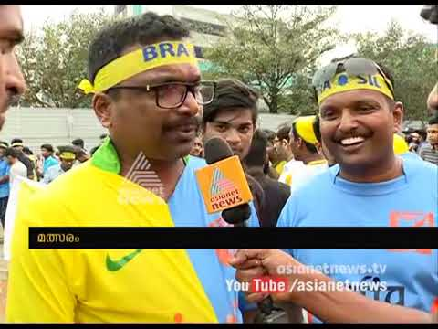 FIFA U-17 World Cup | Kochi Indian fans go into a frenzy ahead of match