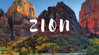 BEST CAMP SITE IΝ ZION [ UTAH HIGHWAY 9 ] USA