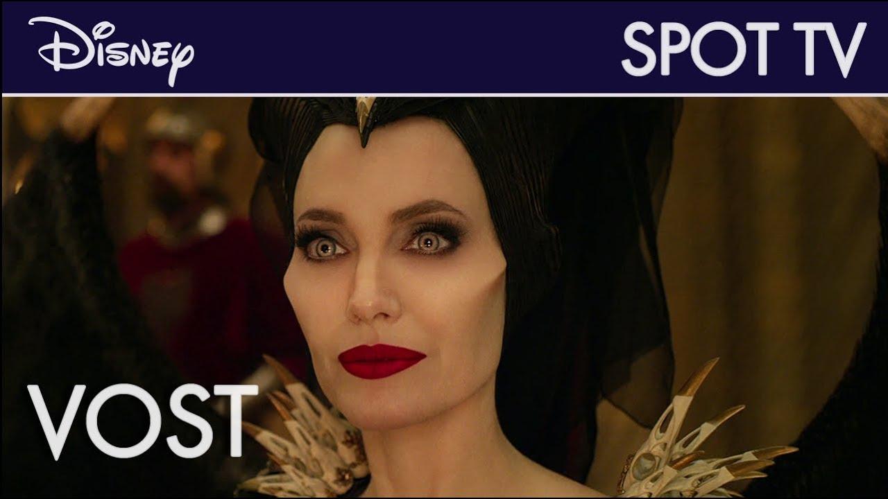 Maléfique : Le Pouvoir du Mal - Spot TV : Le règne (VOST)   Disney