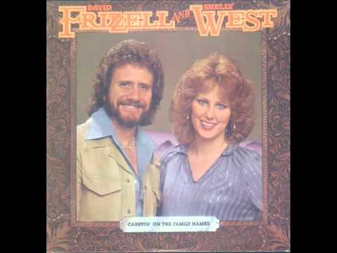 "David Frizzell & Shelly West ""We're Lovin' On Borrowed Time"""