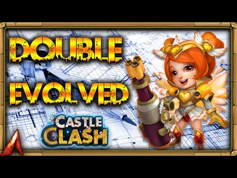 Double Evolving Heartbreaker! Castle Clash