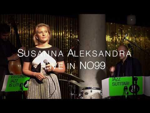Susanna Aleksandra live medley