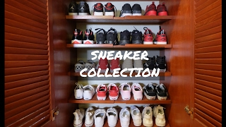 UPDATED SNEAKER COLLECTION 2017! (Philippines) | Ann V