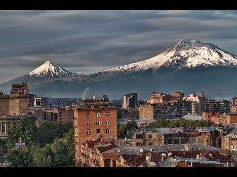 Орёл и Олежка. Армения (Ереван)