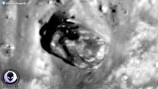 月面に戦車だとぅ?NASAの撮影した画像に写っていた謎の四角い物体