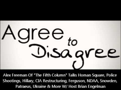 Chicago's Homan Square Accusations Discussed By Alex Freeman Of The Fifth Column News.