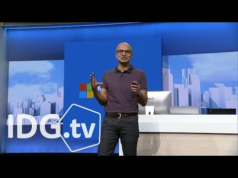 Build 2016: The top 3 reveals from Microsoft's developer conference keynote