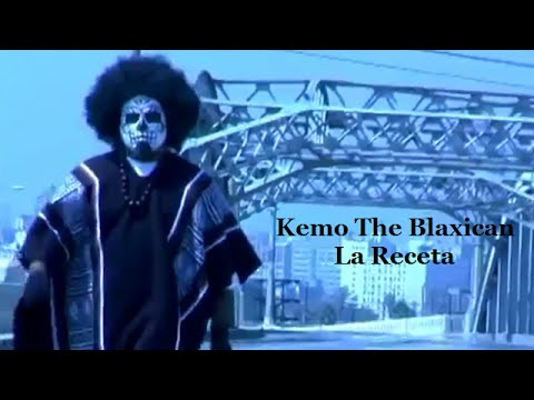 kemo the blaxican la receta