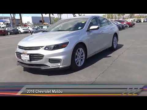2016 Chevrolet Malibu SAN DIEGO ORANGE COUNTY LOS ANGELES INLAND EMPIRE PALM SPRINGS R0610