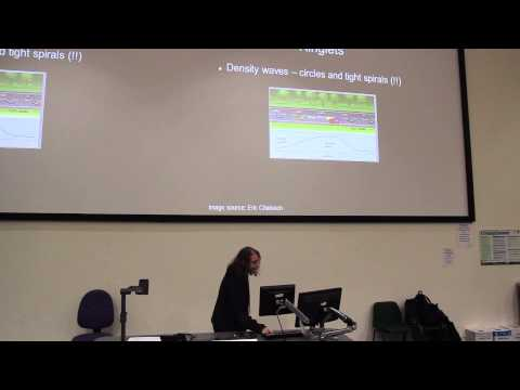 The Physics of Saturn's Rings - Joe Scaife, IoP Lecture competition 26/03/2014