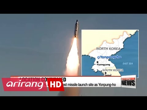 Analysts identify North Korea's latest missile launch location as Yonpung-ho