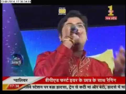 Pritansh Mishra performance on Zee Madhya Bharat ki Awaz Grand Finale
