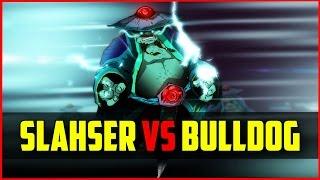 Slahser Storm Spirit Vs Bulldog & Miracle | Dota 2 Ranked Gameplay