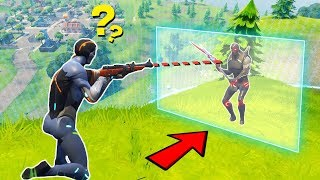NO ONE CAN KILL ME! 😂 NEW *BUG* IN FORTNITE: BATTLE ROYALE 👍 MIKECRACK FORNITE #4