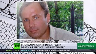 'Hey, Washington! Do something!' Russian prisoner in US jail faces death