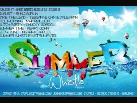 Summer Whistle Riddim Mix By @DJ_Jubilation [Formerly DJ Triniboy]