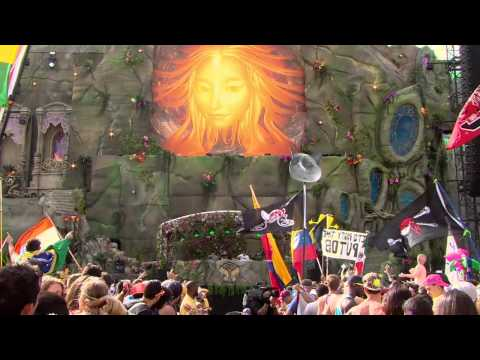 TomorrowWorld 2014 | Cash Cash