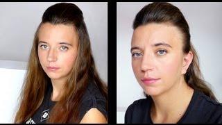 ♦ 2 proste fryzury - irokez na dzień i na wieczór + bonus ♦