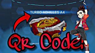 TURBO ACHILLES A4 QR CODE!
