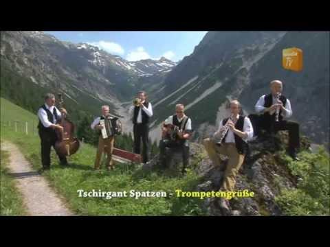 Tschirgant Spatzen-Trompetengrüße