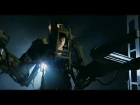 728d0c05bc6 Ripley Vs Alien Queen - YouTube