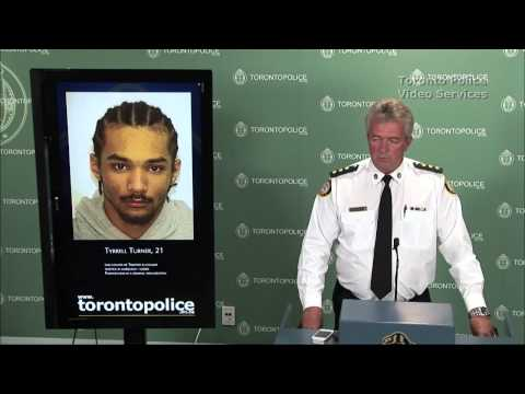 @TorontoPolice S/Insp.Greg McLane: 2 Projects, 41 Arrests, 417 Criminal Charges
