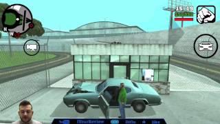 Gta San Andreas - Gameplay #50 - Cazzeggio e Sparatorie
