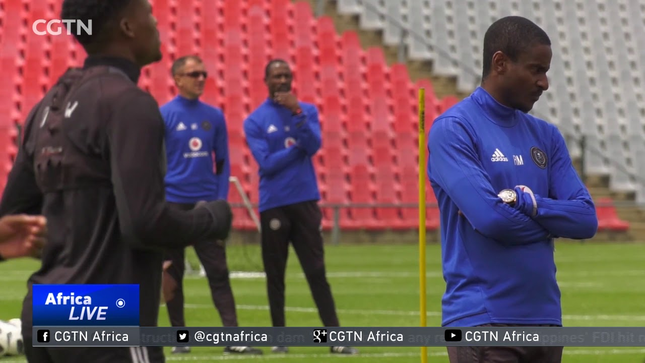 South Africa's Bafana coach looks to youth as AFCON qualifiers loom