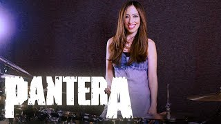 Download PANTERA - COWBOYS FROM HELL - DRUM COVER BY MEYTAL COHEN Mp3 and Videos