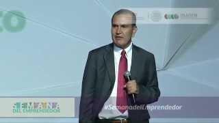 Conferencia Arnoldo de la Rocha - El sueño mexicano