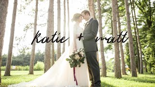 Katie + Matt | Our Wedding Film