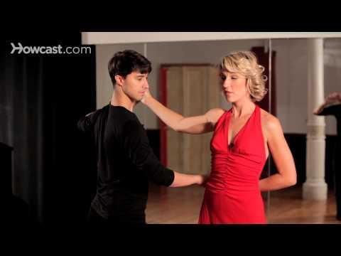 How to Do a Mambo Hammerlock Turn | Ballroom Dance